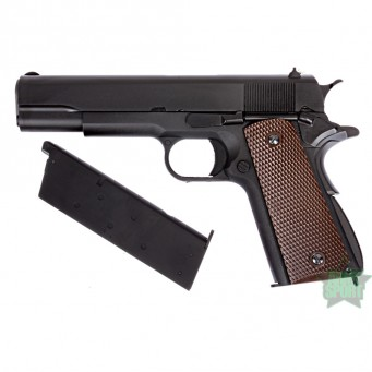 Colt 1911 Blow Back Full Metal Gas