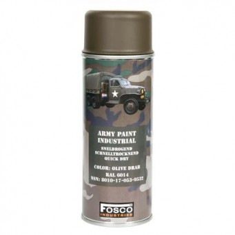Spray Olive Drab 400ml