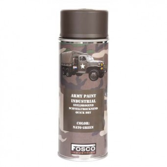 Spray Nato Green 400ml