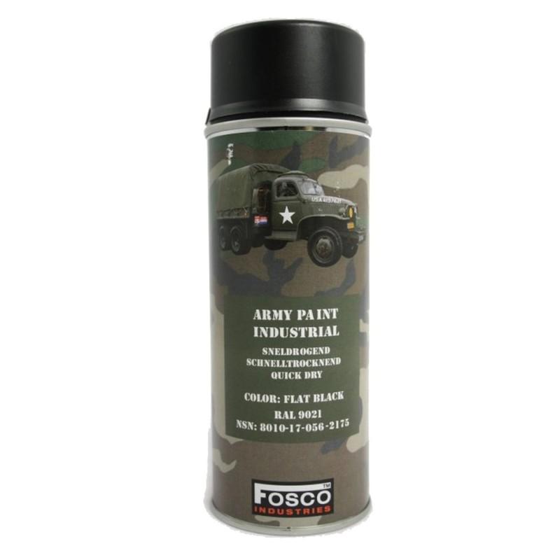 Spray Black 400ml