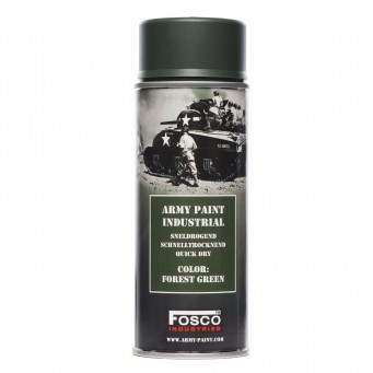 Spray Forest Green 400ml