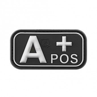 Patch PVC A+ (BK)