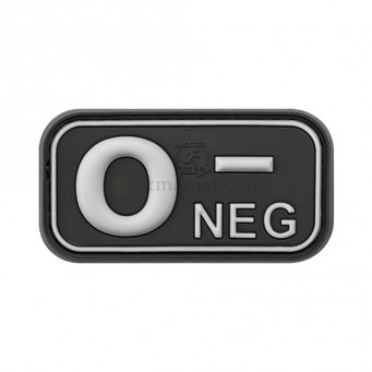 Patch PVC 0- (Nera)