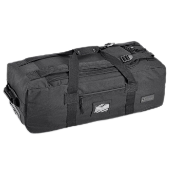 Trolley Travel Bag 70 Litri (Nero)
