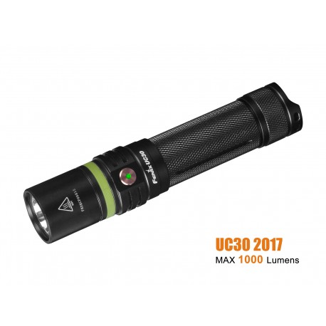 UC30 1000 Lumen USB Rechargeable