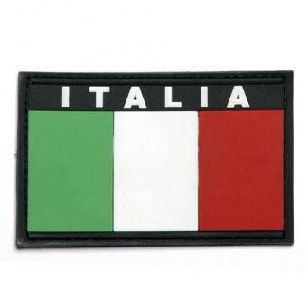 Patch PVC Italia (Nera)