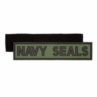 Patch PVC Navy Seals