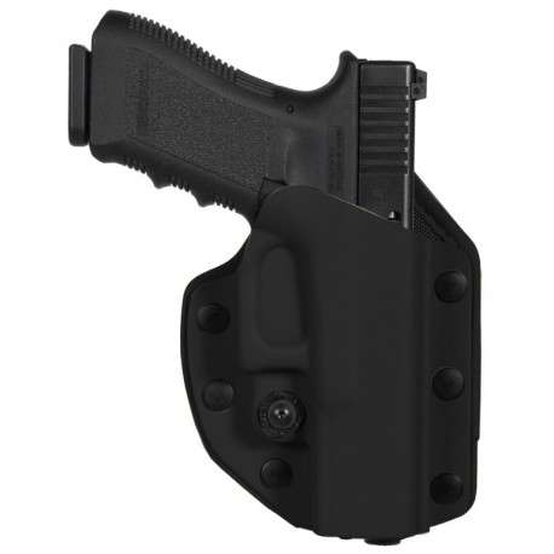Fondina Glock 17/18/22/31/37 Nera VKK8