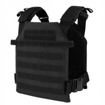 Sentry Plate Carrier Ultra Piatto (Nero)