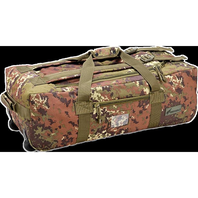 Trolley Travel Bag (Vegetato)