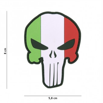 Patch Punisher Italia