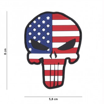 Patch Punisher USA