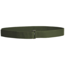 Cintura Nylon Con Passante a Velcro Verde