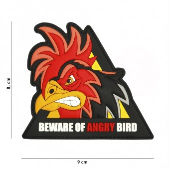 Patch PVC Angry Bird