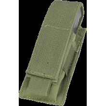Tasca Porta Caricatore Pistola (Verde)