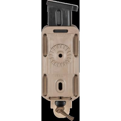 Porta Caricatore 9mm in Polimero Gommato (Desert)