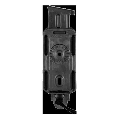 Porta Caricatore 9mm in Polimero Gommato (Nero)