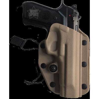 Fondina Beretta 92 VKK800 Polimero (Desert)