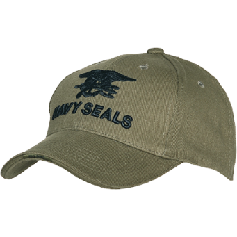 Baseball Cap Navy Seals (Desert)