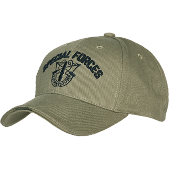 Baseball Cap Special Forces (Desert)