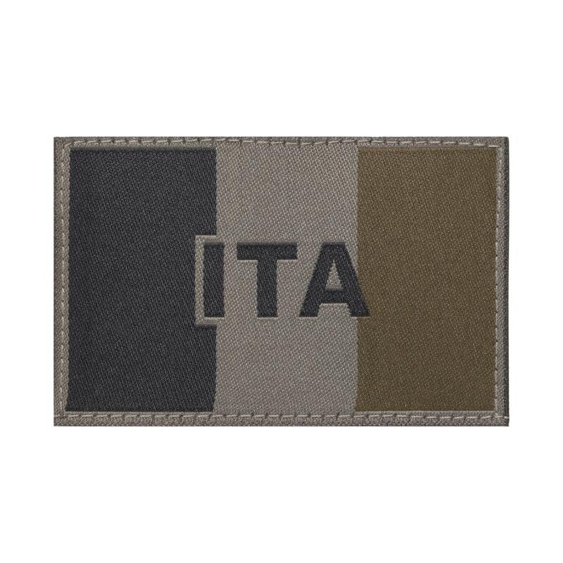 Patch Tessuto ITA Clawgear (Nera/grigia/verde)