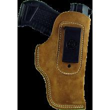 Fondina Interna Scamosciata Glock 17-19