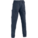 Pantalone Cargo Basic (Navy Blue)