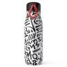 Bottiglia Thermos Acciaio Inossidabile Modern Calligraphy 500 ml