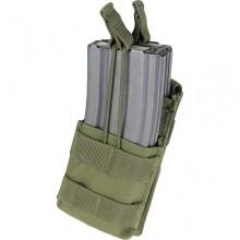 Porta Caricatore Doppio M4/ARX (Verde)