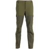 Pantaloni Impermeabili con fodera in Kevlar antispine (Verde/Giallo)