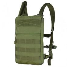 Backpack con Vescica da 1,5 Lt (Verde)