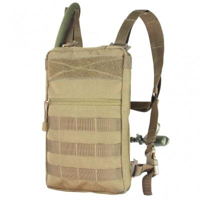 Backpack con Vescica da 1,5 Lt (Coyote)