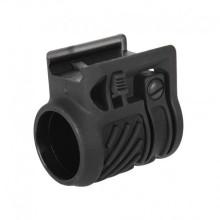 Attacco Torcia Diametro 24,5mm slitta 20mm