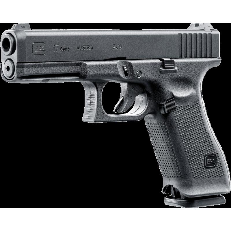 Glock 17 Gen.5 Gas Blow Back (Nera)