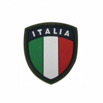 Patch PVC Italia Scudetto (OD)