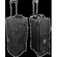 Trolley Travel Bag 70 Litri (Nero)