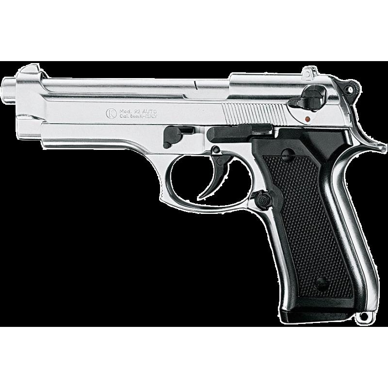 Beretta 92 Bruni a Salve Cromata