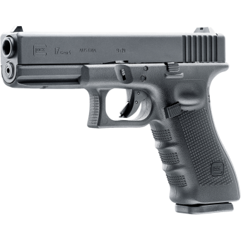 Glock 17 Gen.4 Gas Blow Back (Nera)