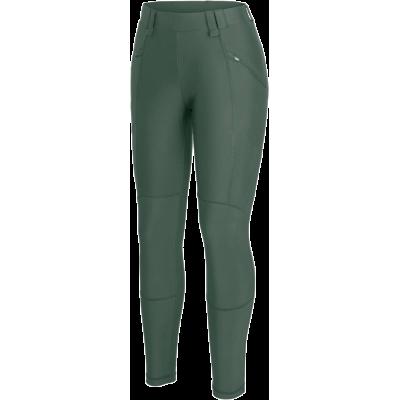 Leggings Hoyden Range Donna (Verde)