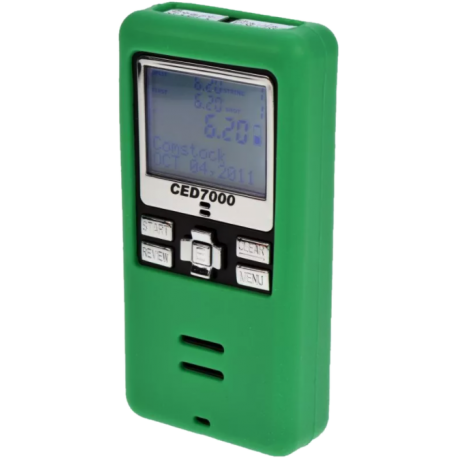 CED 7000 Cover in Silicone (Verde)