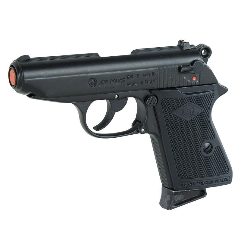 New Police a Salve 9mm (Nera)