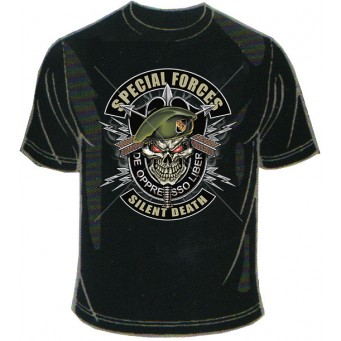 T-Shirt Special Forces (Nera)